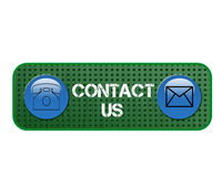 Contact signs Royalty Free Stock Images