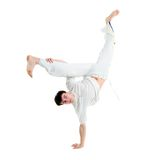 Contact Sport .Capoeira. Stock Photos