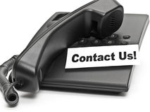 Contact us! Stock Photography
