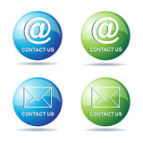 Contact us royalty free illustration