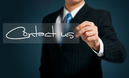 Contact us stock photos