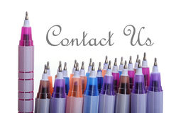 Free Contact Us Stock Image - 32882531
