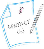 Contact us Stock Photography