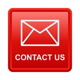 Contact Us Button Stock Photography