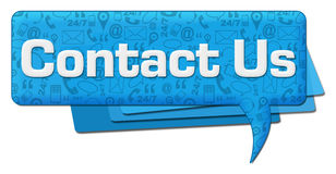 Contact Us Comment Symbol Texture Royalty Free Stock Images