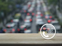 Free Contact Us Concept Royalty Free Stock Photos - 119858218