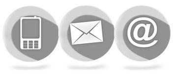 Contact Us. Creative Symbol Design Stock Images