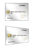 Contactless concept credit card Stock Photo