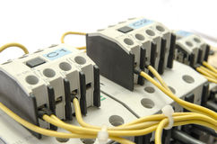 Contactor Royalty Free Stock Images