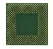 Contactos de la CPU fotografía de archivo libre de regalías
