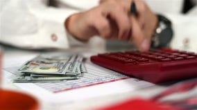 Contador Counts Banknotes filme