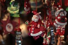 Contador de la Navidad Fotos de archivo