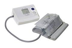 Metro de la presión arterial Foto de archivo libre de regalías