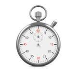 Contador de tiempo del cronómetro Fotografía de archivo libre de regalías