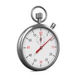 Contador de tiempo del cronómetro Foto de archivo