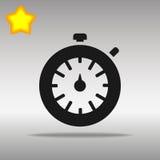 Contador de tiempo del cronómetro Imagenes de archivo