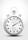 Contador de tiempo del vector Imagen de archivo