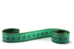 Contador verde Fotografía de archivo libre de regalías