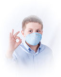 Contagious disease 3 Stock Photos