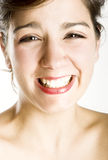 Contagious laughter Royalty Free Stock Photos