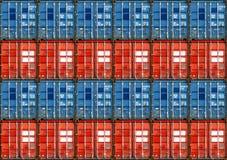 Container Immagini Stock