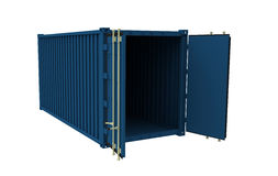 The container Royalty Free Stock Images