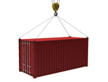 The container Stock Photos