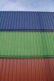 Container Stock Photo