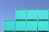 Container Royalty-vrije Stock Fotografie