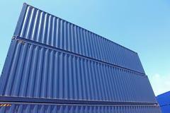 Container Stock Afbeeldingen