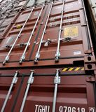 Container Fotografie Stock