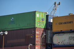 Container Stockbild