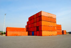 Container Royalty Free Stock Image