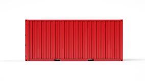 Container Fotografie Stock