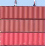 Container Background-9253. Cargo container closeup pattern stock photos