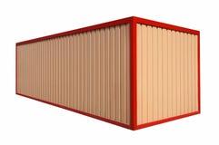 Container box Stock Photos