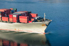 Container Carrier Stock Image