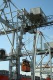 Container Crane Stock Photos