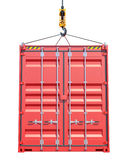 Container Crane Hook illustrazione vettoriale