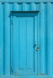 Container door Royalty Free Stock Photography