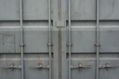 Container Doors Stock Images