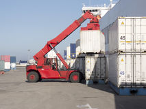 Container export Stock Images