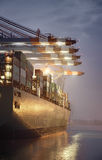 Container Harbor Royalty Free Stock Image