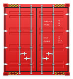 Container Royalty Free Stock Photos