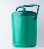 Container. Insulated rice container Stock Photo