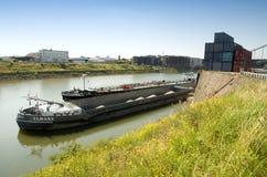 Container port Stock Photo