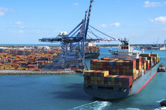 Container Port Sip stock images