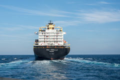Container ship MSC Mirella Stock Photo