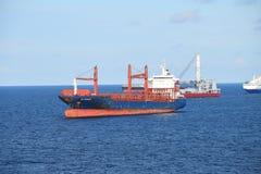 Container Ship, Water Transportation, Ship, Cargo Ship