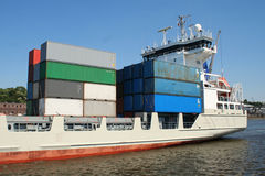 Container Shipping Industry XXV Stock Photos